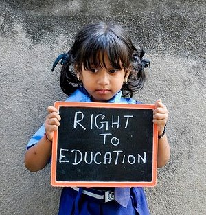 Global right to education image