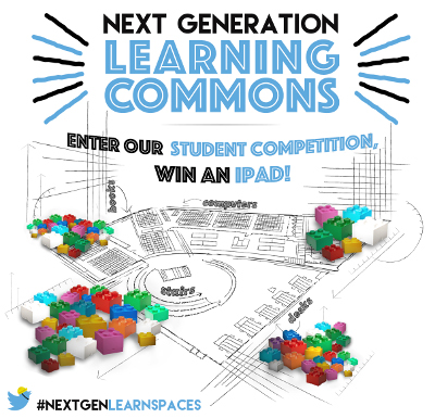 Next Generation learning Commons banner image