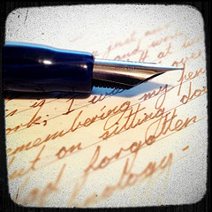 Writing with ink by Urbanworkbench
