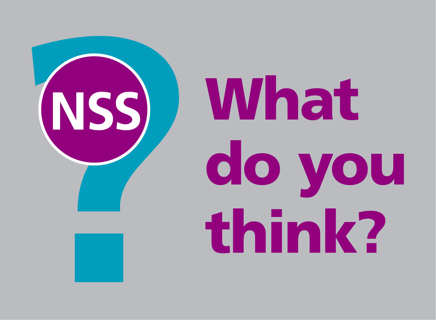 NSS What do you think?