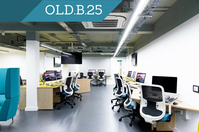 OLD.B.25 computer room