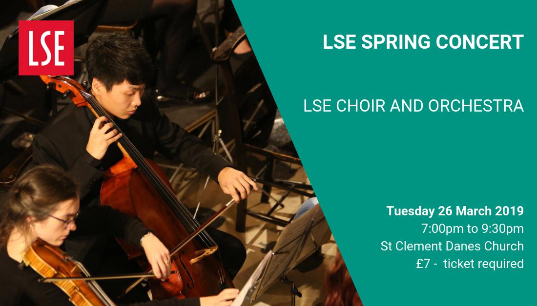 LSE Spring Concert
